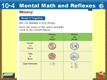 Everyday Math Power Point Lesson Unit: 10 Lesson: 4 Second Grade