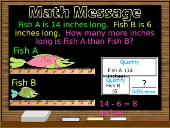 Everyday Math Power Point Lesson Unit: 6 Lesson:2 Second Grade