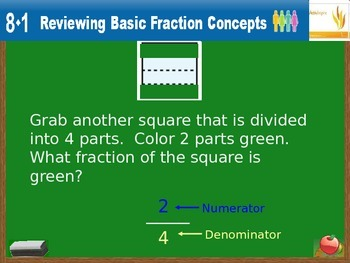 Everyday Math Power Point Lesson Unit: 8 Lesson:1 Second Grade