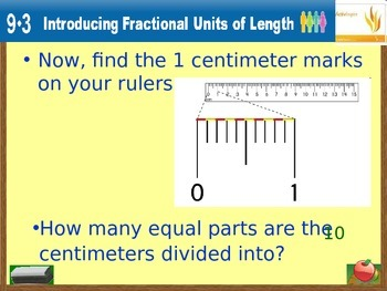 Everyday Math Power Point Lesson Unit: 9 Lesson:3 Second Grade