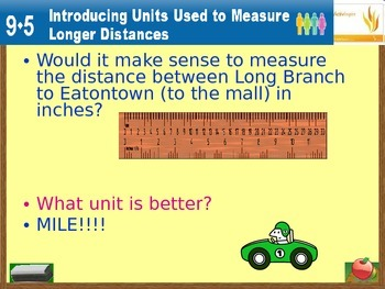 Everyday Math Power Point Lesson Unit: 9 Lesson:5 Second Grade