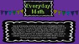Everyday Math Practice