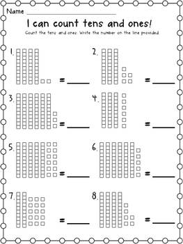 Everyday Math Practice Pages Set #2