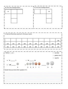 Everyday Math Review bundle