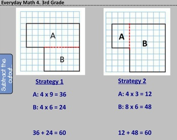 Everyday Math. Third Grade. Unit 4. EM4. SMARTboard Lessons. Grade 3