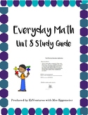 Everyday Math Study Guide / Review - Unit 8, Grade 4