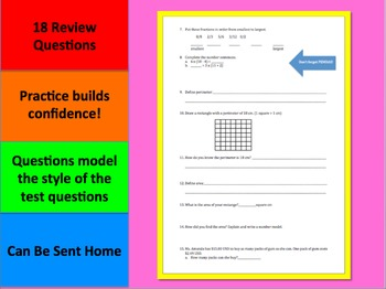 Everyday Math Study Guide Unit 9 Grade 3