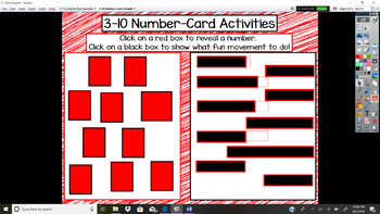 Everyday Math Unit 3 - 10 Number Card Activities