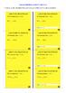 Everyday Math Unit 4 Flashcards Grade 3