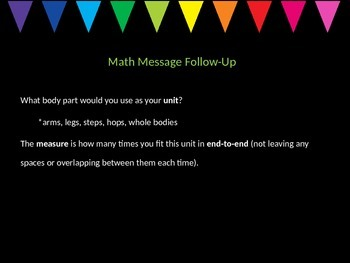 Everyday Math Unit 4 Lesson 2 First Grade PowerPoint