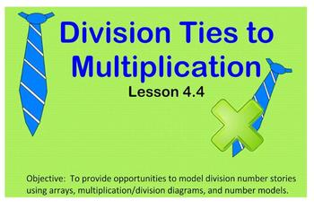 2007 EDITION. Unit 4 Lessons {Bundled Pack} Everyday Math. Grade 3