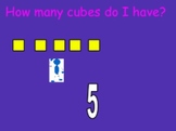Everyday Math Unit 5 Review for First Graders