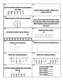Everyday Math Unit 8 Review