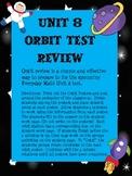 Everyday Math Unit 8 Test Orbit Review Grade 3
