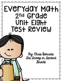 Everyday Math Unit 8 Test Review Second Grade