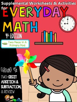 Everyday Math Unit 9 - First Grade - 4th Edition