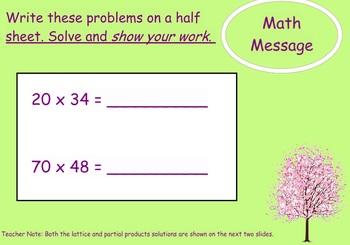 Unit 9 Lessons {Bundled Pack} 2007 EDITION. Everyday Math. Grade 3