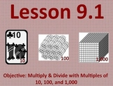 Unit 9 Lessons {Bundled Pack} 2007 EDITION. Everyday Math.