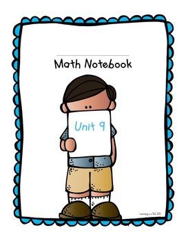 Everyday Math (CCSS) Unit 9 Student Notebook (Mental Math & Math Messages)