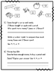 Everyday Math Unit 9 Test Review 1st Grade