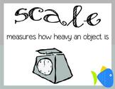 Everyday Math Unit 9 Vocabulary Cards (Vocab)