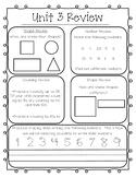 Everyday Math Unit Reviews