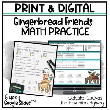 Second Grade Everyday Math Work