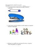 Everyday Math4 Kindergarten Unit 6 Lesson 1-6 Assessment i