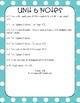 Everyday Math 4 (EM4) - Unit 6 ACI Booklet for Second Grade!