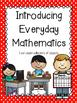 Everyday Mathematics 4 Unit 1 Focus Wall