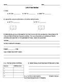 Everyday Mathematics Common Core 4th grade unit 4 test review