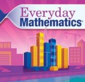 Everyday Mathematics Grade 4 Lesson 3-3