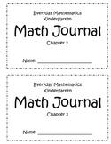 Everyday Mathematics Kindergarten Math Journal Chapter 2