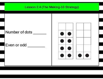 Everyday Mathematics Lesson 2.4