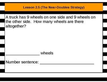 Everyday Mathematics Lesson 2.5