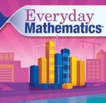 Everyday Mathematics Lesson 3-1 Equal Sharing and Equivalence