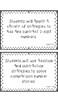 Everyday Mathematics Objectives Card Bundle Grades 1-6