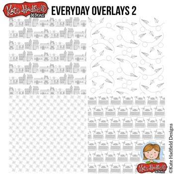 Everyday Overlays 2