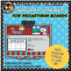 Everyday PROMETHEAN Interactive Calendar Yearlong Bundle for Pre K, K, 1st