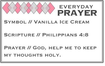 Everyday Prayer Cards: Kids (Christian Education)