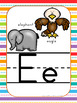 Everyday Print Alphabet Posters