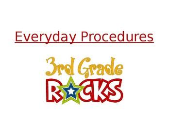 Everyday Procedures