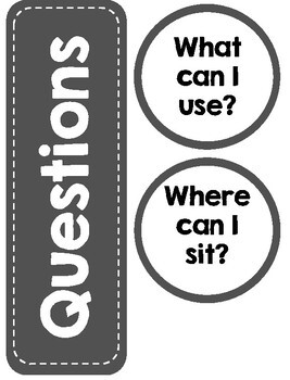 Everyday Questions for Classroom Management
