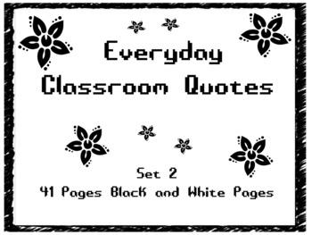 Everyday Quotes-Set 2