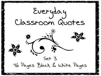 Everyday Quotes-Set 3
