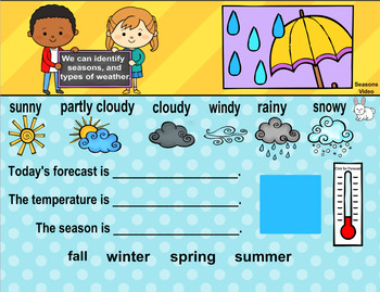 Everyday SMART Calendar - April - Pre-K, K, 1st Grades