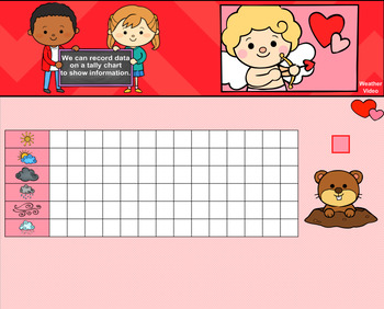 Everyday SMART Calendar - February - Pre-K, K, 1st Grades