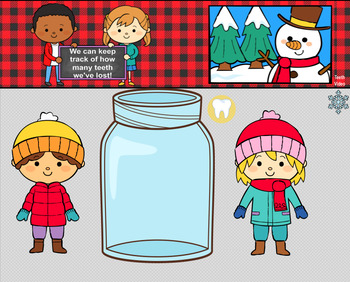Everyday SMART Calendar - January - Pre-K, K, 1st Grades