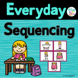 Sequencing: Daily Routine Activities