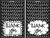 Everyday Thank You Notes